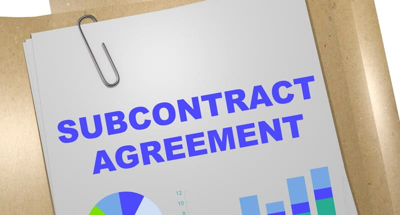 As a Contractor, Require Certificates of Insurance from Subcontractors